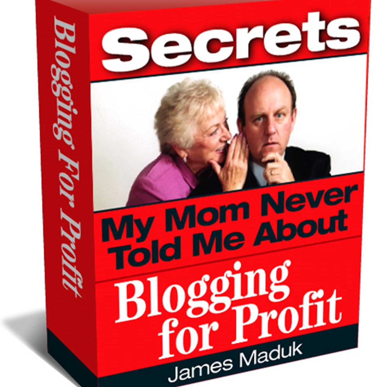 WordPress Blogging Secrets